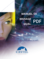 Manuel Management Qualite Castel