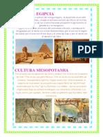 Cultura Egipcia Angie