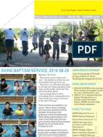 Shine Newsletter 006
