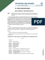 Convenio Seguridad Privada 2017-2020