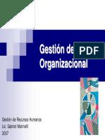 Gestion Del Clima Organizacional