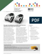 Zebra-iMZ-220 - 320