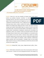 Catalejos 2016 Sobre Juan Darien