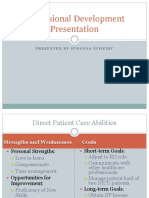 professional development ppt