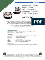 Data Sheet IPAQ C520 En