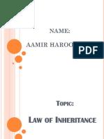 Law of Inheritance