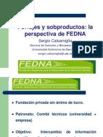 Forrajes y Sobproductos Perspectiva de FEDNA
