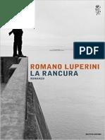 Romano Luperini - La Rancura