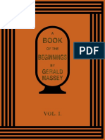 A Book of the Beginning--Gerald Massey-Vol1-Ocr