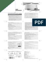 Arno UmidificadoVitaly Manual