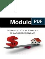 Microeconomía - Módulo 1