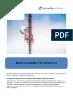 008-Instalaciones Telef+¦nicas