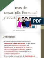 01 Programas de Desarrollo Personal y Social