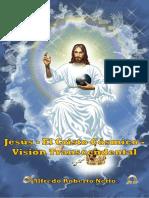 Jesús El Cristo Cósmico Visión Transcendental
