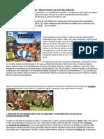 Asterix y Obelix Contra Las Leyes Del Mercado