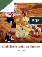 Pinocho Simbolismo Oculto