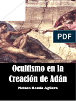 Ocultismo en La Creación de Adán