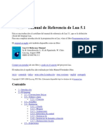 Manual de Referencia de Lua 5