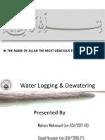 Water Logging