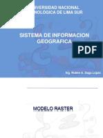 Modelo Raster
