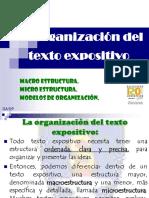 La Organización Del Texto_expositivo
