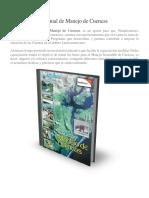 Manual de Manejo de Cuencas Vision Mundial