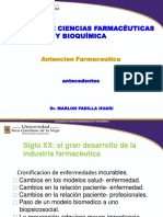 Atencion Farmaceutica Mph