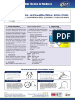 0153_F0_Pr_Hoja Tecnica Jabon Liquido Antibacterial Biosolutions