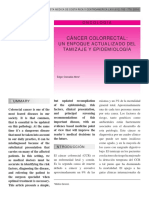 Cancer Colorrectal 2014