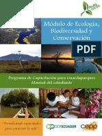 Modulo Ecologia Biodiversidad ConservacionRED