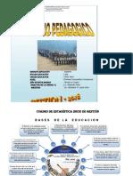 Cuaderno Pedagogico Primaria BASES Y FINES