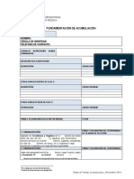 Formulario de Fundamentacin Final