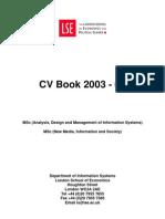 cvbk(LSE)