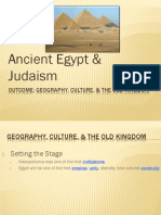 egypt geography culture  old kingdom ppt
