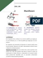 Actividad Hardware Software