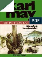 Karl May - Moartea imparatului.pdf