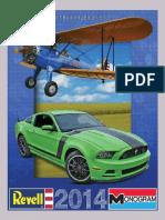 2014 Revell Catalog