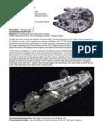 YT-1300 Light Freighter - Krayt Fang