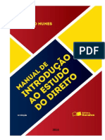 Rizzatto Nunes - Introdução Ao Estudo Do Direito - 2016