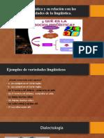 Especialidades linguisticas