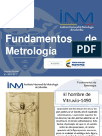 Metrologia Fundamentos