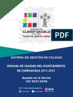 Manual de Calidad Formato Institucional v2.2!13!02 15 Red