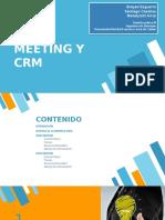 Zoho Meeting y Crm