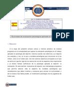 106 El Proceso de Evaluacion Psicologica Aplicado Al Futbol Sala