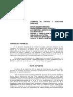 Decreto de Incorporacion Del Codigo Nacional de Procedimientos Penales Al Regimen Juridico Del Estado de Sonora