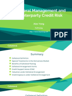 Collateral Management and Counterparty Credit Risk