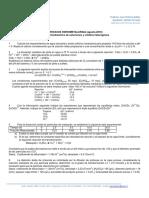 Ejercicios Termo y Cinética