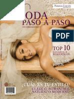Boda Paso a Paso - Revista
