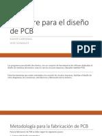 Software Para El Diseño de PCB