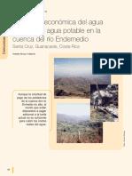 Valoracion Economica Del Agua PDF